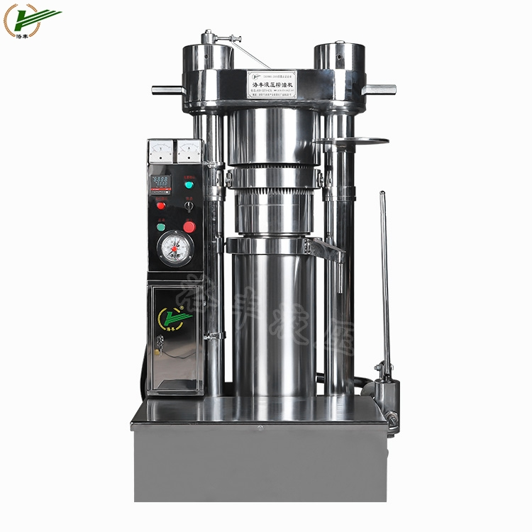 天津6YY-220型液压榨油机