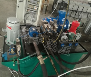防爆液压泵站